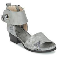 Zapatos Mujer Sandalias Dkode REECE Gris / Plata