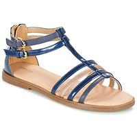 Zapatos Niña Sandalias Geox J S.KARLY G. D Marino