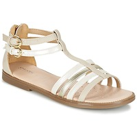 Zapatos Niña Sandalias Geox J S.KARLY G. D Beige