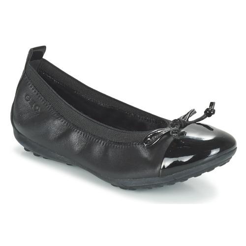 Geox BAL J PIUMA BAL Geox F Negro Envío gratis con  Zapatos dd9f52