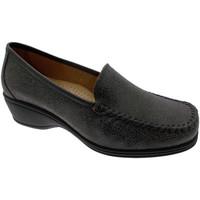 Zapatos Mujer Mocasín Loren LOK3961gr grigio