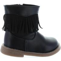 Zapatos Niña Botas urbanas Happy Bee B167850-B1690 Negro