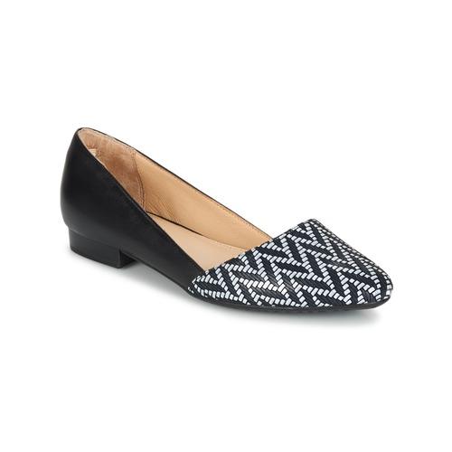 Descuento de JOVANNA la marca Zapatos especiales Hush puppies JOVANNA de Negro / Blanco c9b50d