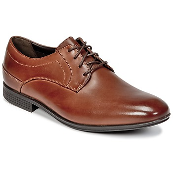 Zapatos Hombre Derbie Rockport SC PLAIN TOE Marrón