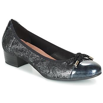 Zapatos Mujer Bailarinas-manoletinas Pitillos DETIE Gris