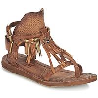 Zapatos Mujer Sandalias Airstep / A.S.98 RAMOS Marrón