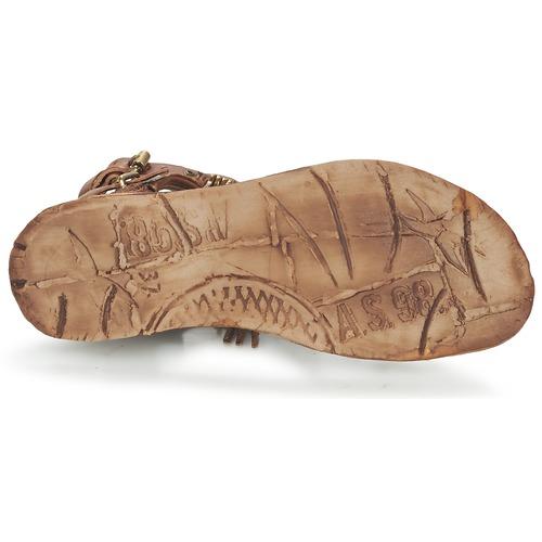 Zapatos Sandalias AirstepA 98 Ramos Marrón Mujer s 3AR5jL4