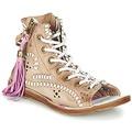 Zapatos Mujer Sandalias Airstep / A.S.98 RAMOS Marrón / Claro