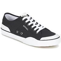 Zapatos Hombre Zapatillas bajas Kaporal BUCKET Negro