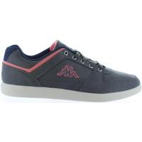 Zapatos Niños Derbie & Richelieu Kappa 303JS40 USSEL Gris