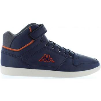 Zapatos Niño Zapatillas altas Kappa 303JS30 USSEL Azul