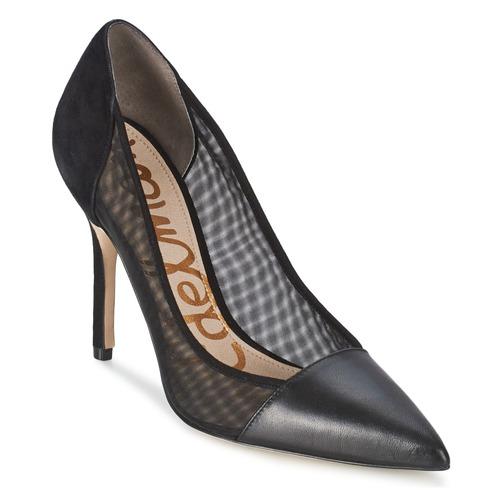 Desiree De Edelman Tacón Sam Mujer Zapatos Negro YEHIDeW29b