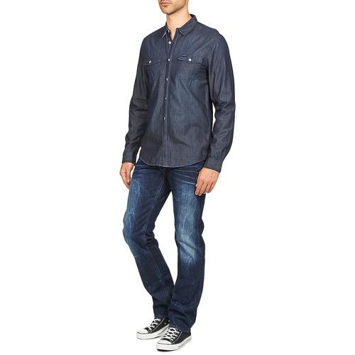 Manga Larga Azul Textil Hombre Vettel Camisas Energie ZiPXOkuT