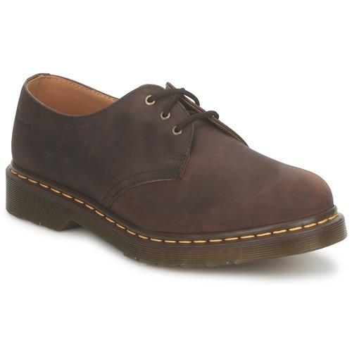 Zapatos Derbie Dr Martens 1461 Marrón