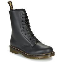 Zapatos Botas de caña baja Dr Martens 1490 Negro