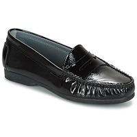 Zapatos Mujer Mocasín Arcus DAME Negro