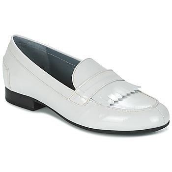 Zapatos Mujer Mocasín Arcus NATICE Blanco
