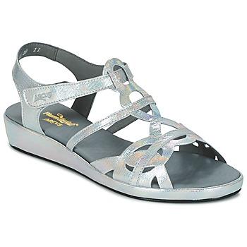 Zapatos Mujer Sandalias Arcus SALON Plata
