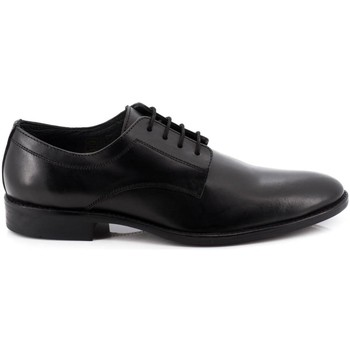 Zapatos Hombre Richelieu T2in R-291 Negro