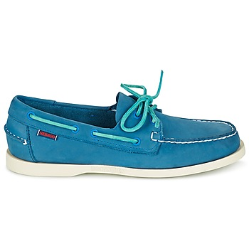 Sebago DOCKSIDES Azul
