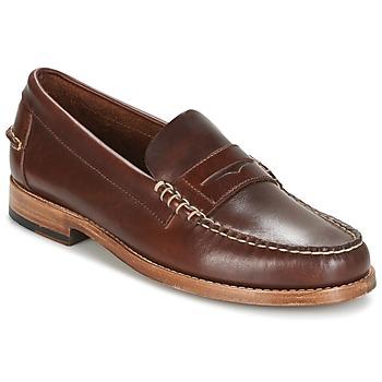 Zapatos Hombre Mocasín Sebago LEGACY PENNY Marrón