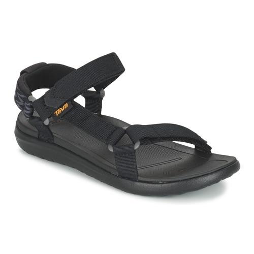 ef5966c2 Teva SANBORN UNIVERSAL Negro - Envío gratis | Spartoo.es ! - Zapatos ...