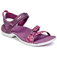 Zapatos Mujer Sandalias de deporte Teva VERRA Violeta