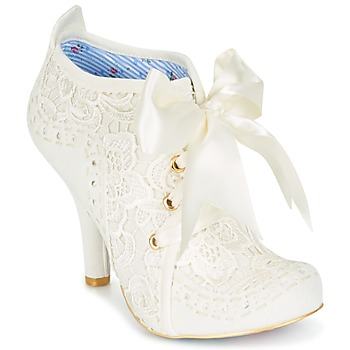 Zapatos Mujer Low boots Irregular Choice ABIGAIL'S THIRD PARTY Crema