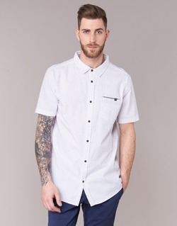 textil Hombre camisas manga corta Rip Curl STARDUST Blanco
