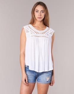 textil Mujer camisetas sin mangas Rip Curl AMOROSA TOP Blanco
