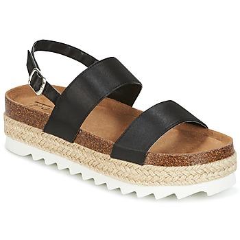 Zapatos Mujer Sandalias Coolway KOALA Negro