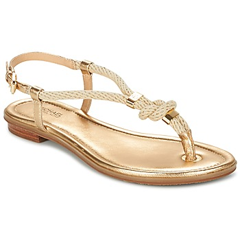 Zapatos Mujer Sandalias MICHAEL Michael Kors HOLLY Oro