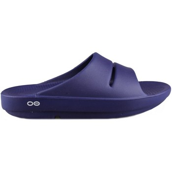 Zapatos Chanclas Oofos OOAHH NAVY