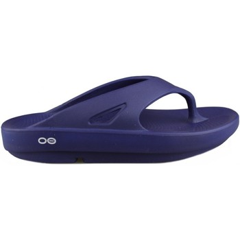 Zapatos Chanclas Oofos OORIGINAL NAVY