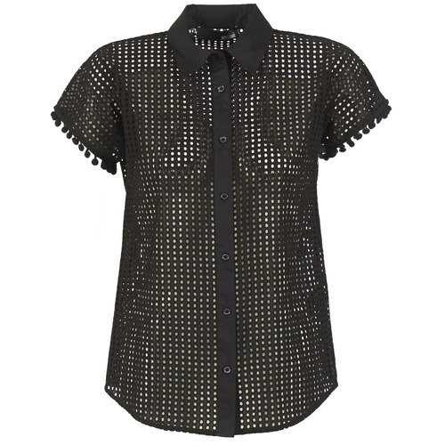 textil Mujer Camisas Love Moschino WCC0480 Negro
