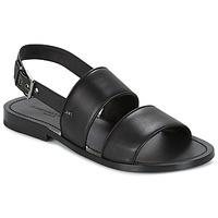 Zapatos Hombre Sandalias John Galliano 2402/LB-AA Negro