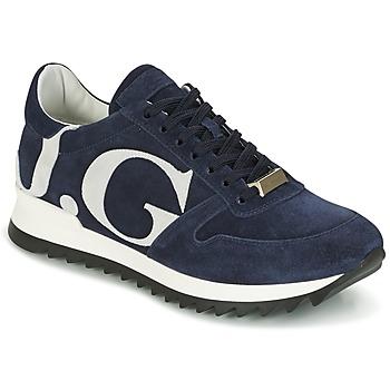 Zapatos Hombre Zapatillas bajas John Galliano 2424DA Azul / Blanco