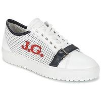 Zapatos Hombre Zapatillas bajas John Galliano 2477CA Blanco