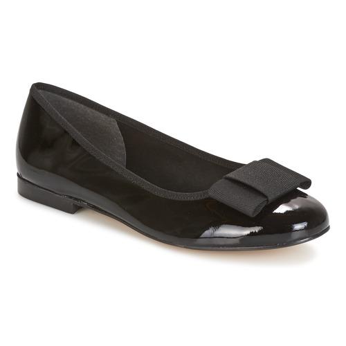 Betty London FLORETTE Negro - Envío gratis | ! - Zapatos Bailarinas Mujer