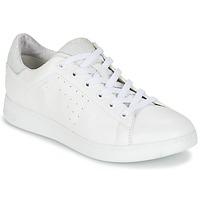 Zapatos Mujer Zapatillas bajas Geox JAYSEN A Blanco
