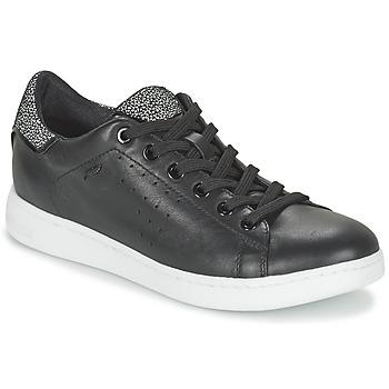 Zapatos Mujer Zapatillas bajas Geox JAYSEN A Negro