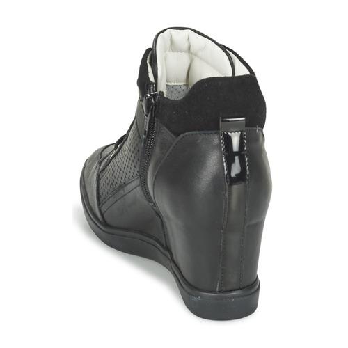 Venta de liquidación de temporada Zapatos especiales Geox ELENI C Negro
