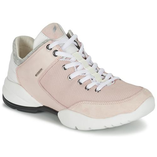 Los últimos zapatos de descuento para hombres y mujeres Zapatos especiales Geox SFINGE A Rosa