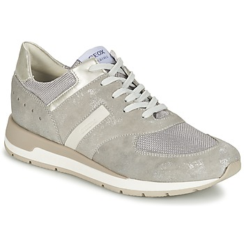 Zapatos Mujer Zapatillas bajas Geox SHAHIRA A Gris