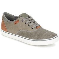 Zapatos Hombre Zapatos náuticos Geox SMART B Gris