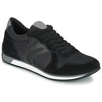Zapatos Hombre Zapatillas bajas Geox VINTO C Negro