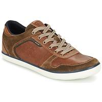 Zapatos Hombre Zapatillas bajas Geox BOX C Marrón