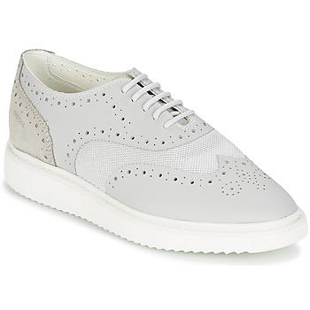 Zapatos Mujer Zapatillas bajas Geox THYMAR B Gris