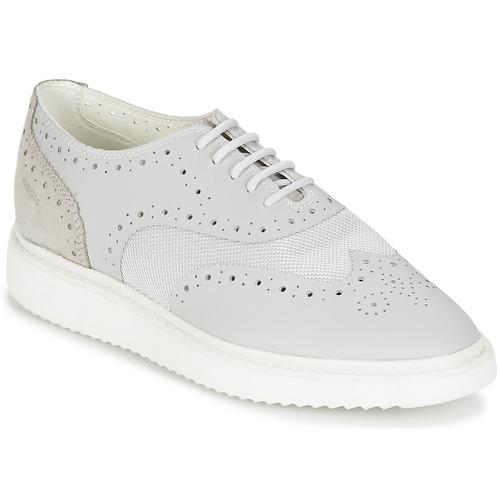 Casual salvaje Zapatos especiales Geox THYMAR B Gris