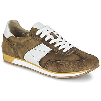 Zapatos Hombre Zapatillas bajas Geox VINTO A EBANO